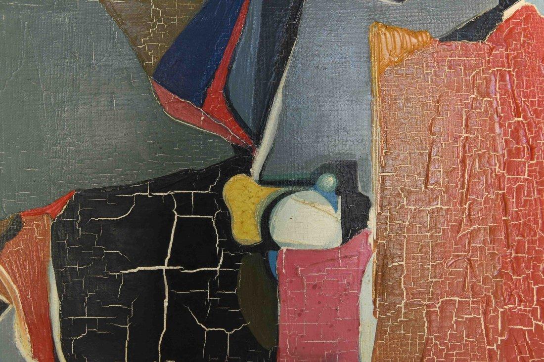GEORGES CSATO (HUNGARIAN, 1910-1983), O/C - 2