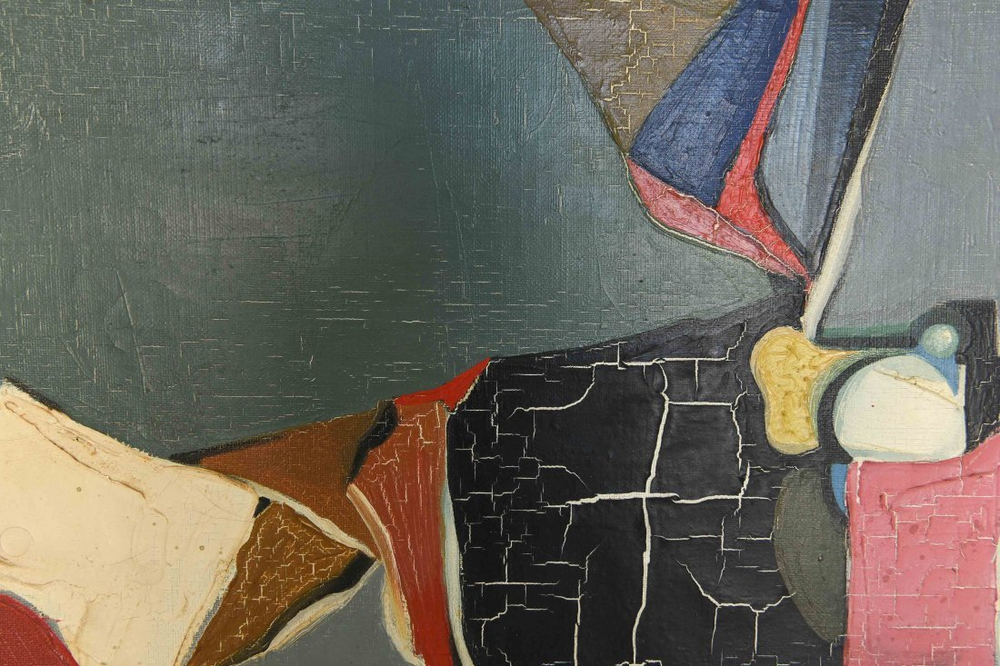 GEORGES CSATO (HUNGARIAN, 1910-1983), O/C - 3