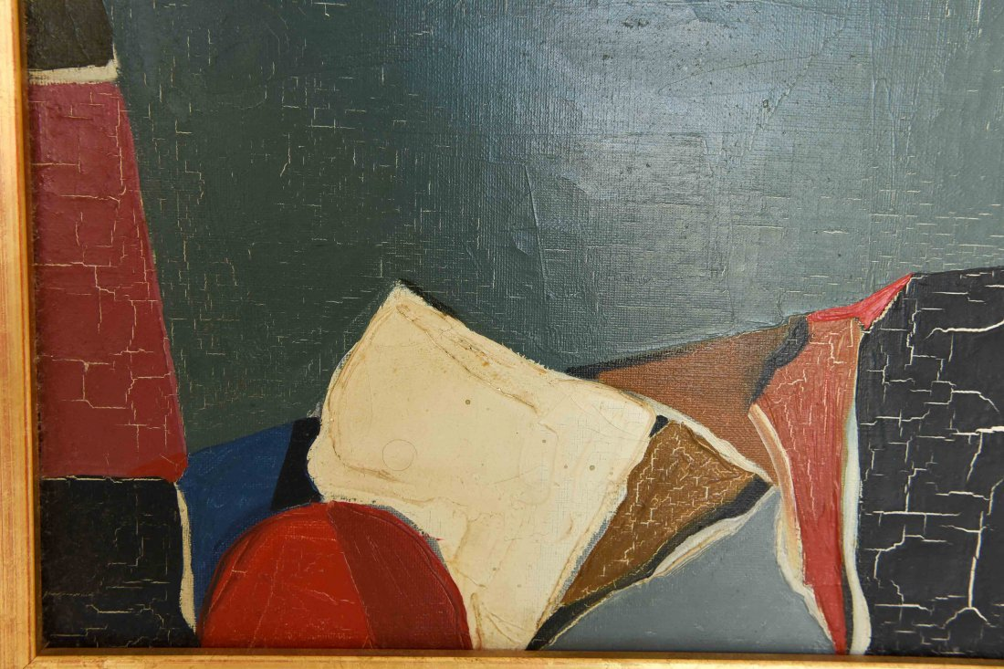 GEORGES CSATO (HUNGARIAN, 1910-1983), O/C - 4