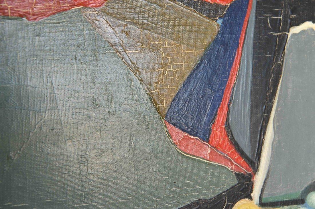 GEORGES CSATO (HUNGARIAN, 1910-1983), O/C - 7