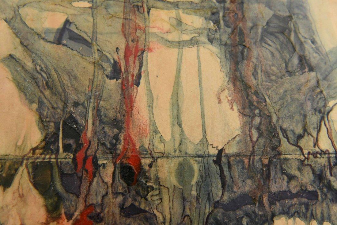 GEORGES CSATO (HUNGARIAN, 1910-1983), W/C - 5
