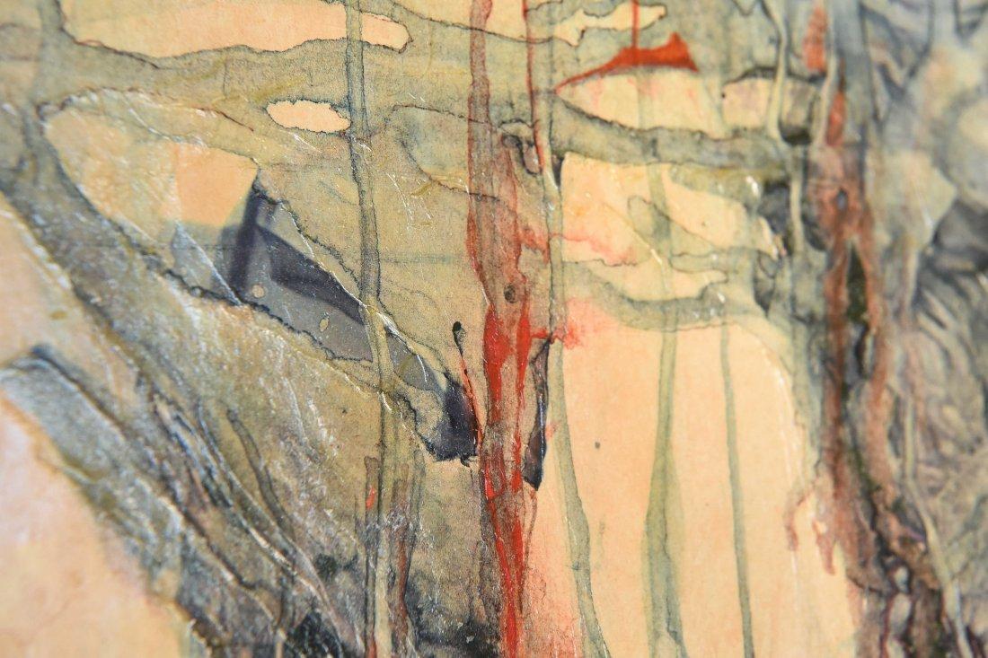 GEORGES CSATO (HUNGARIAN, 1910-1983), W/C - 8