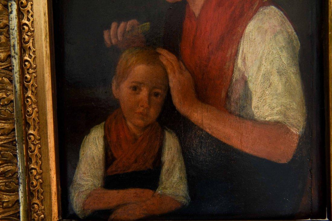 JOHANN MICHAEL NEDER (AUSTRIAN 1807-1882), O/W - 4
