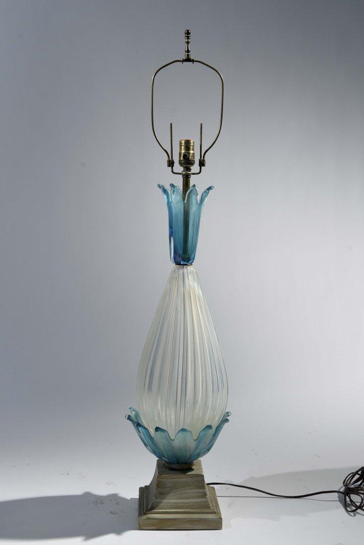 BAROVIER & TOSO MURANO TABLE LAMP