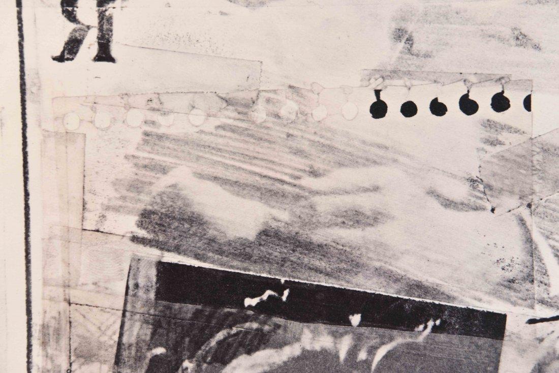 ROBERT RAUSCHENBERG 1965 GALLERY POSTER - 3