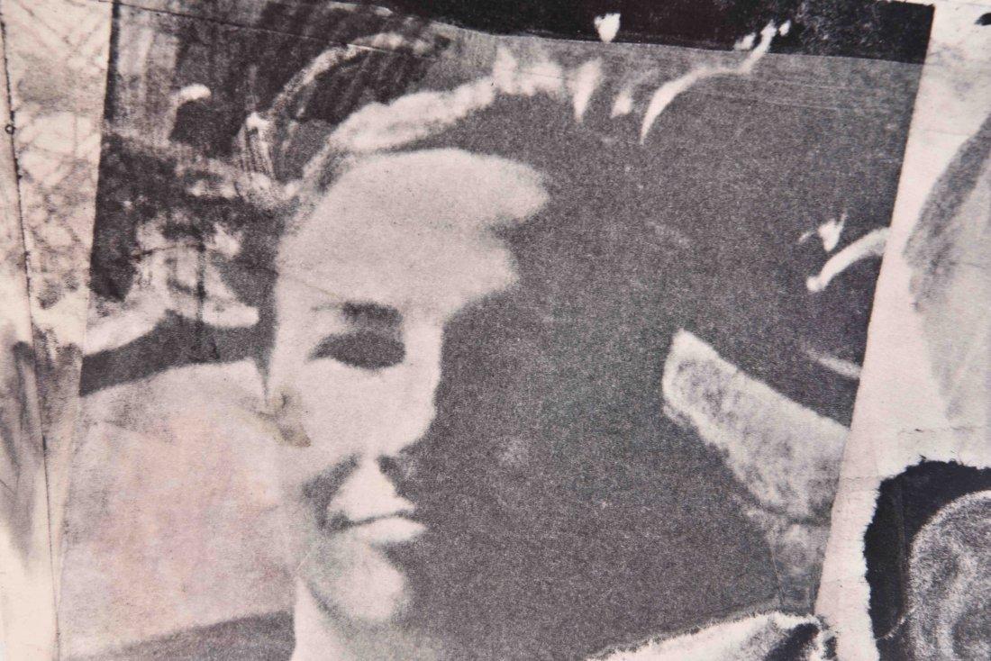 ROBERT RAUSCHENBERG 1965 GALLERY POSTER - 4