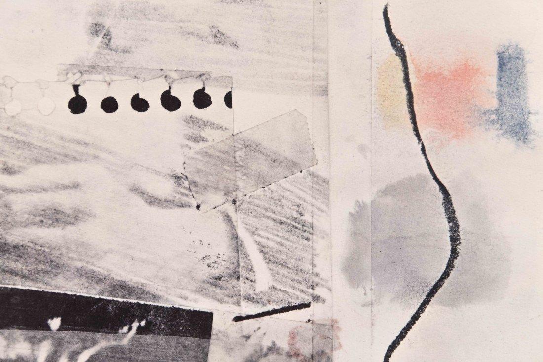 ROBERT RAUSCHENBERG 1965 GALLERY POSTER - 7