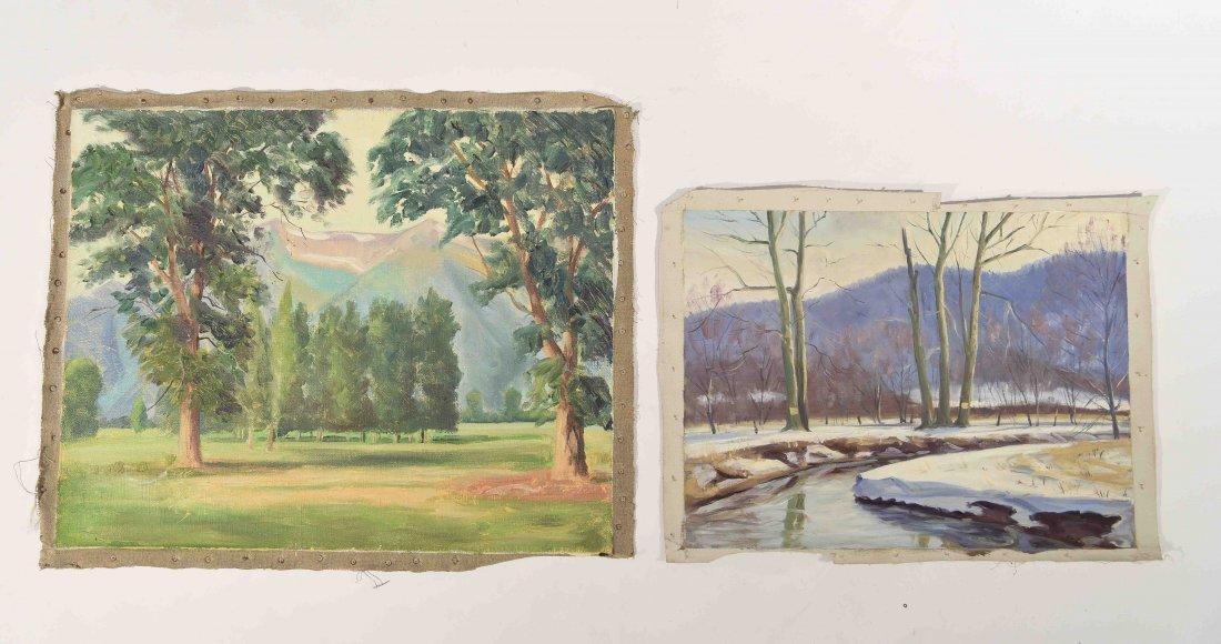 CHARLES ERNEST PONT (SWISS/ AMERICAN 1898 -1971)