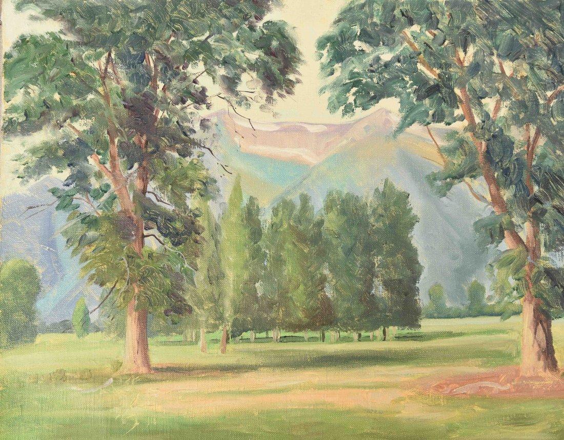 CHARLES ERNEST PONT (SWISS/ AMERICAN 1898 -1971) - 4