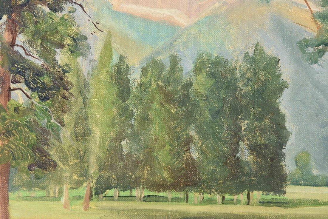 CHARLES ERNEST PONT (SWISS/ AMERICAN 1898 -1971) - 5