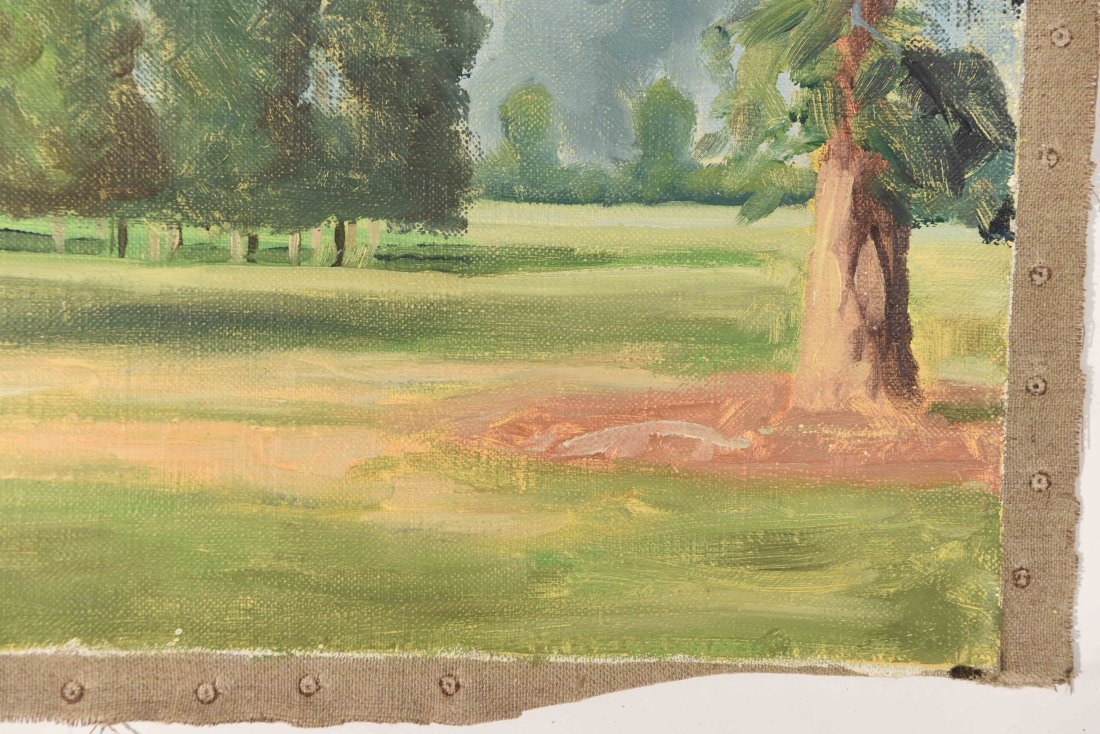 CHARLES ERNEST PONT (SWISS/ AMERICAN 1898 -1971) - 6