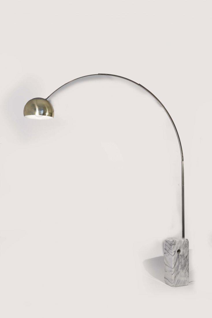 ACHILLE & PIER GIACOMO CASTIGLIONI ARCO LAMP