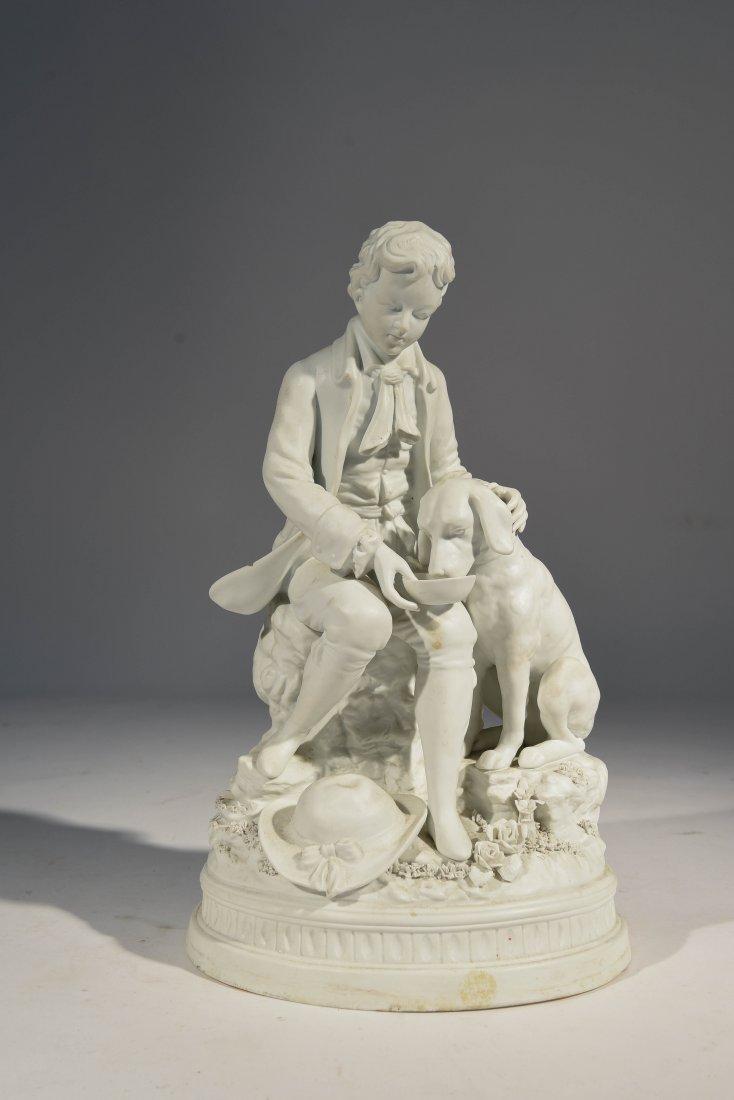 PARIAN PORCELAIN FIGURE