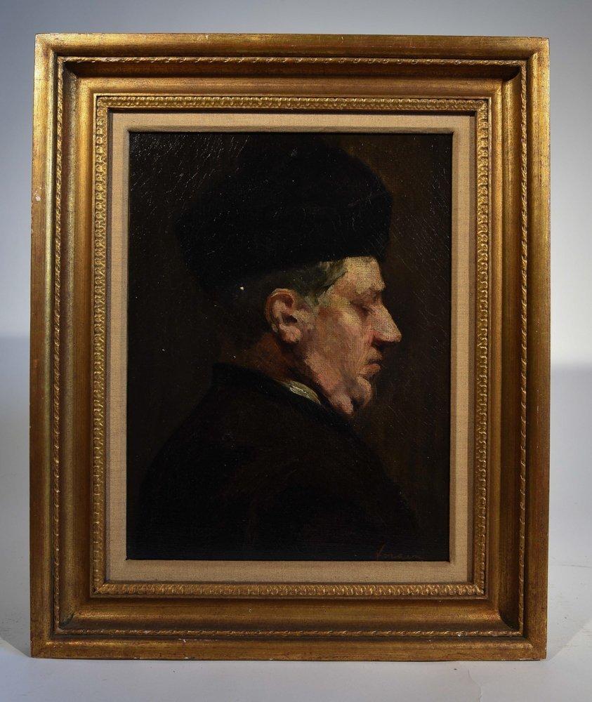 ATTR. JEAN-LOUIS FORAIN (FRENCH 1852-1931),O/C