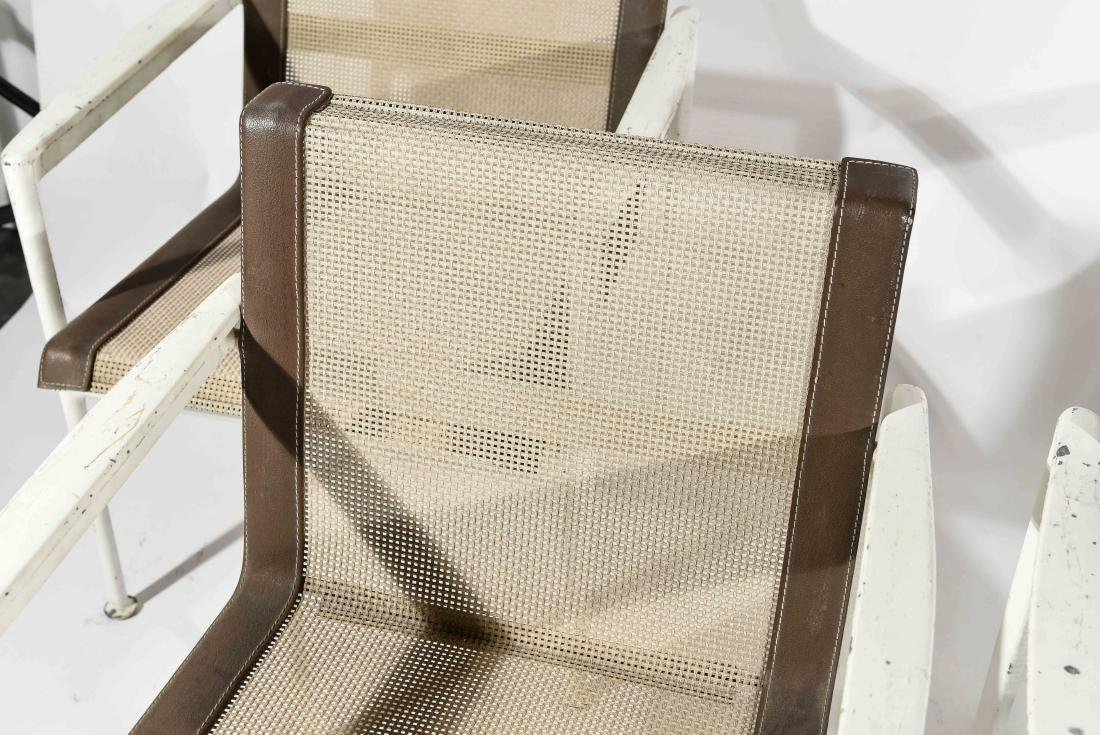 (4) RICHARD SCHULTZ FOR KNOLL CHAIRS - 3