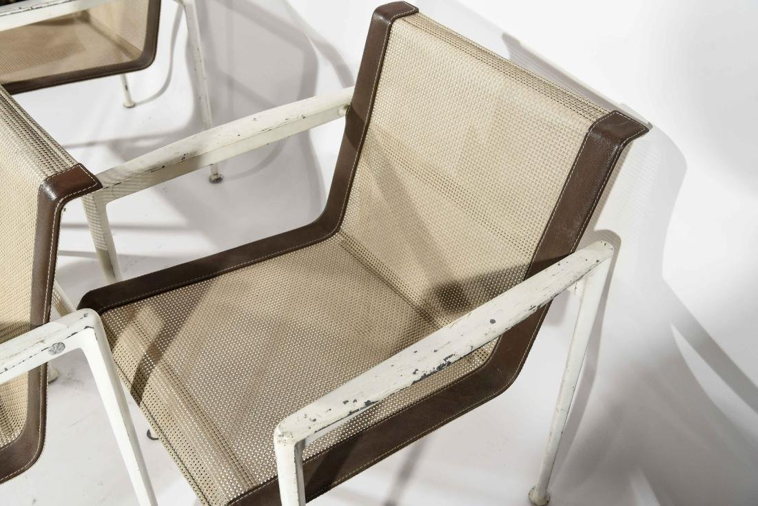 (4) RICHARD SCHULTZ FOR KNOLL CHAIRS - 6