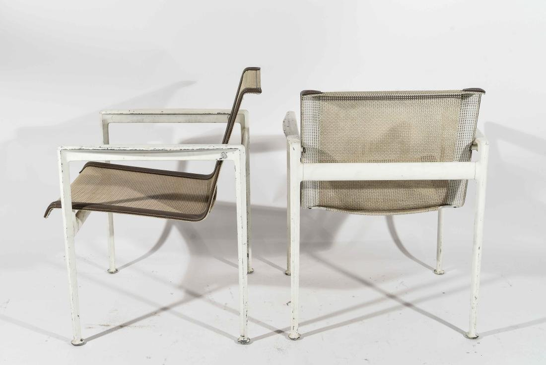 (4) RICHARD SCHULTZ FOR KNOLL CHAIRS - 7