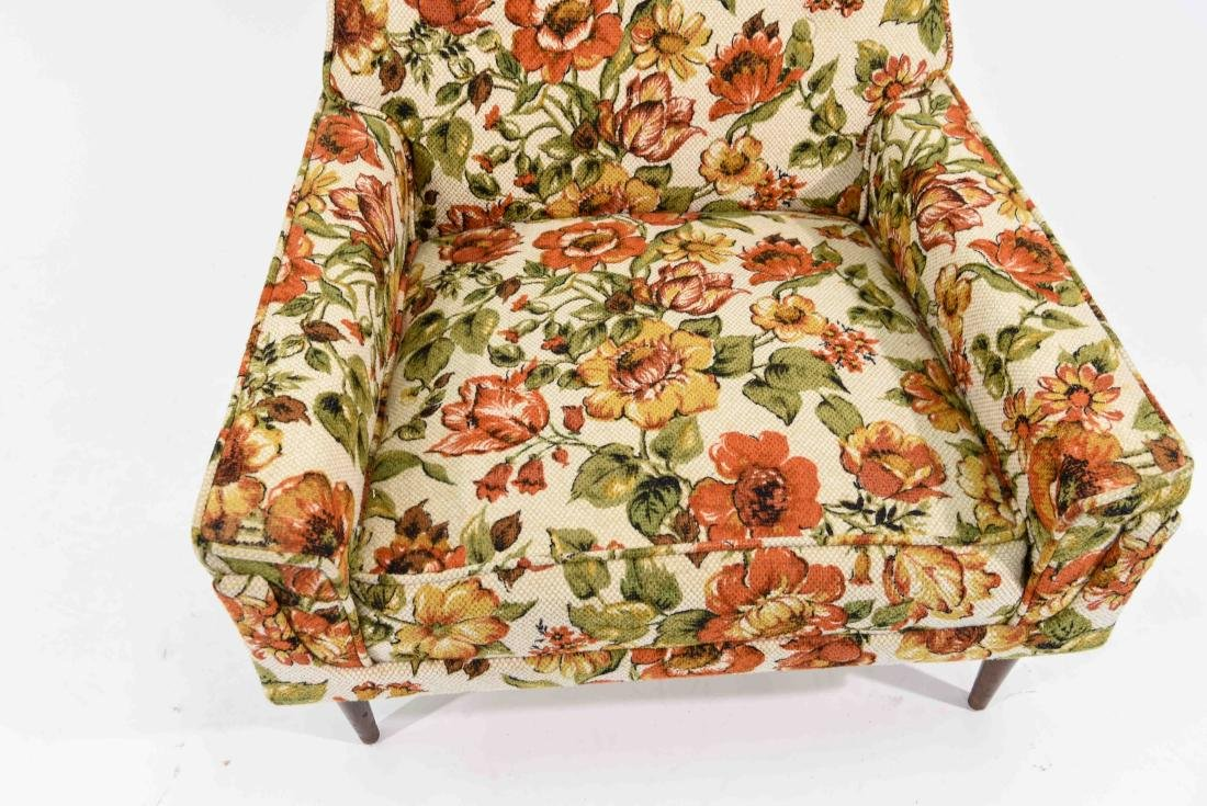 PAIR OF PAUL MCCOBB STYLE LOUNGE CHAIRS - 2