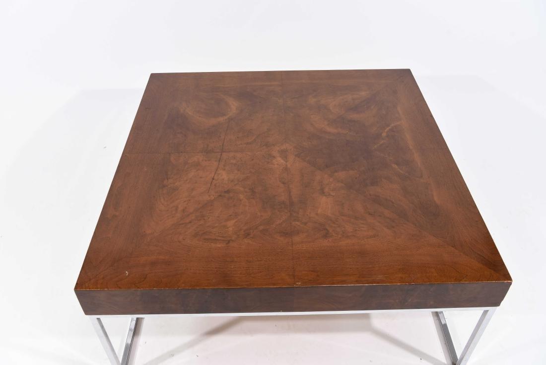 ATTR MILO BAUGHMAN BURLWOOD COFFEE TABLE - 2