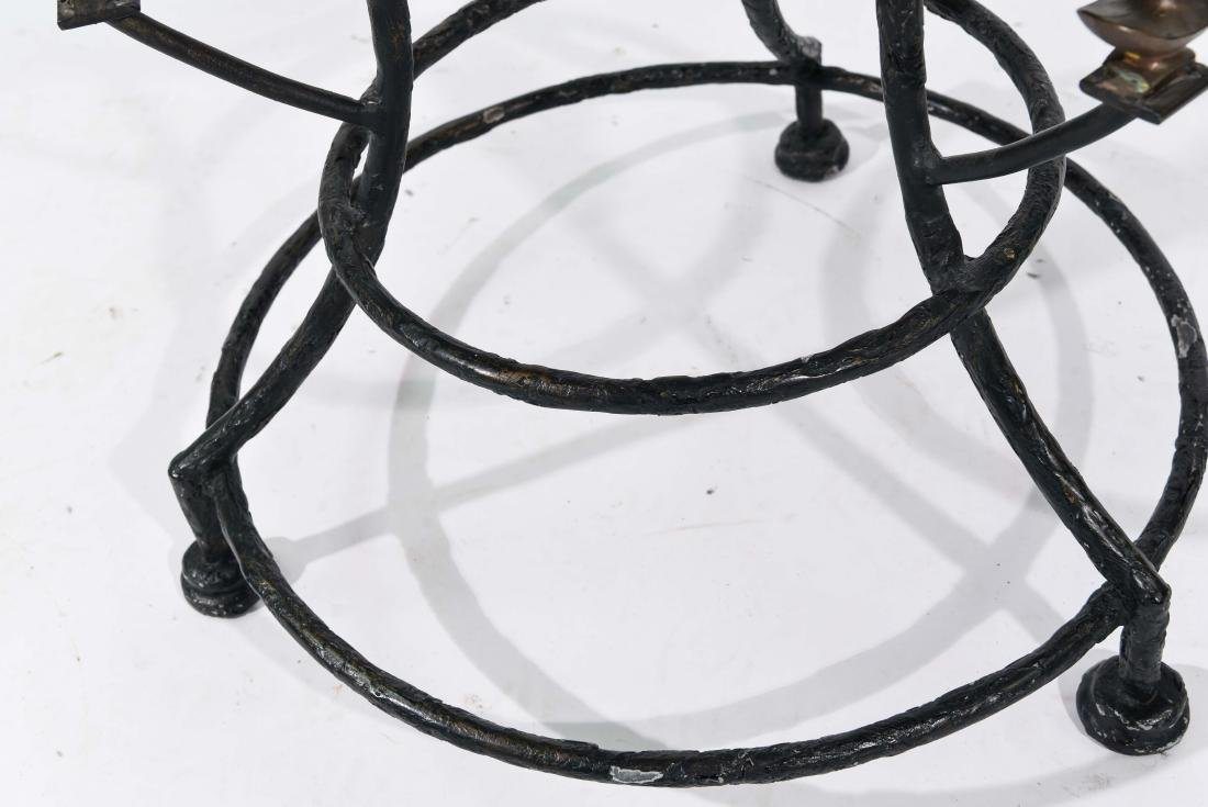 TABLE IN THE MANNER OF DIEGO GIACOMETTI - 3