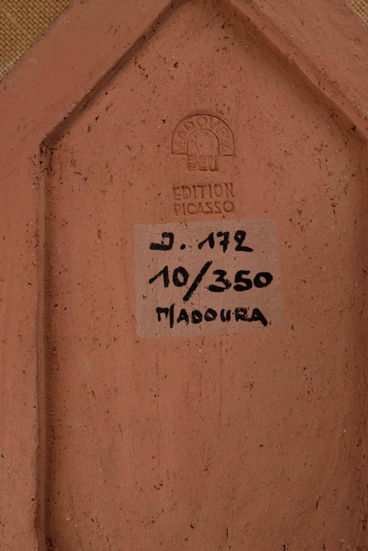 PABLO PICASSO LOSANGE AU MASQUE 1956 - 10