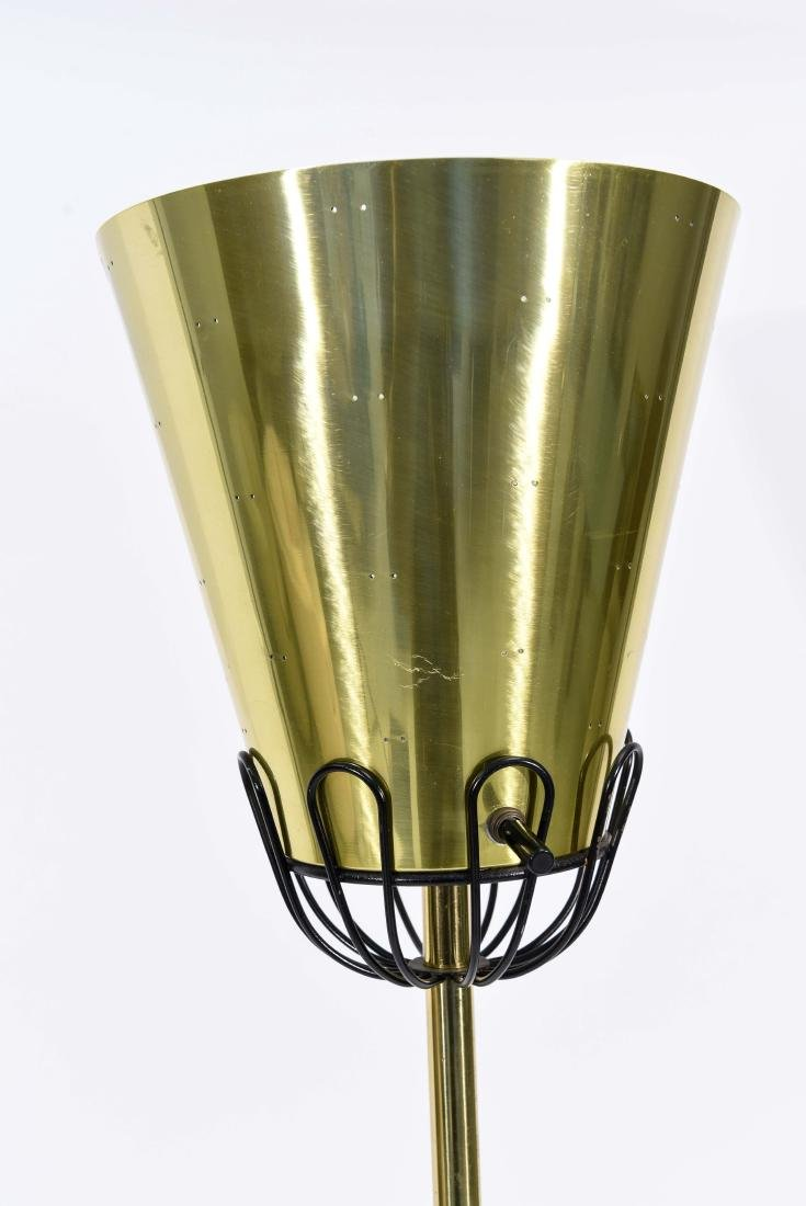 FLOOR LAMP IN THE STYLE OF PARZINGER - 2