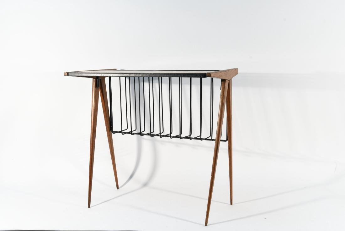ARTHUR UMANOFF MAGAZINE TABLE