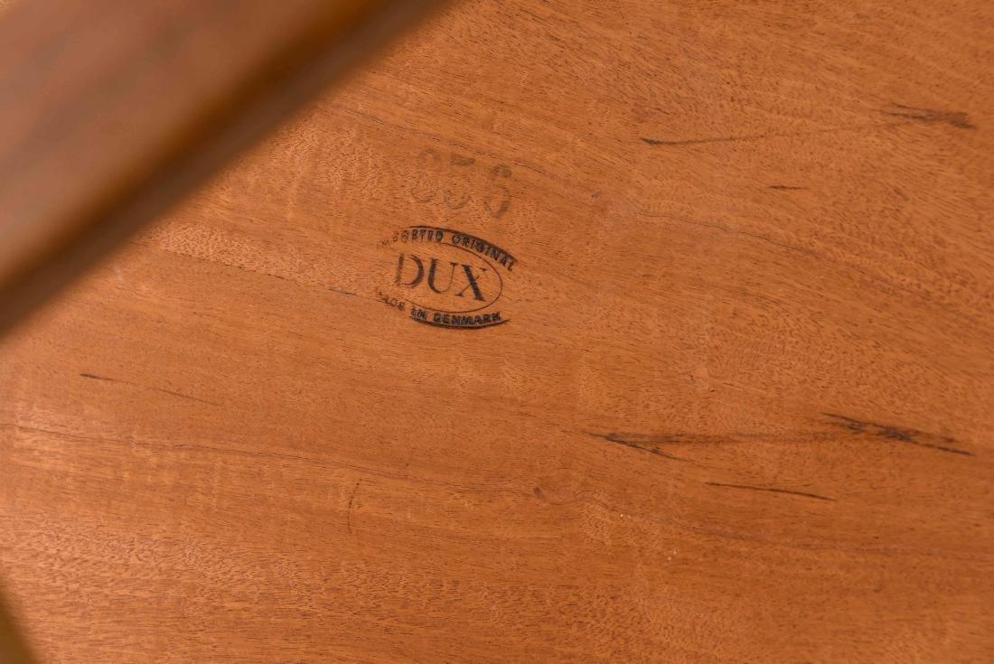DUX TEAK COFFEE TABLE - 7