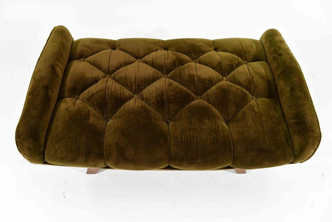 PEARSALL STYLE TUFTED BENCH - 2