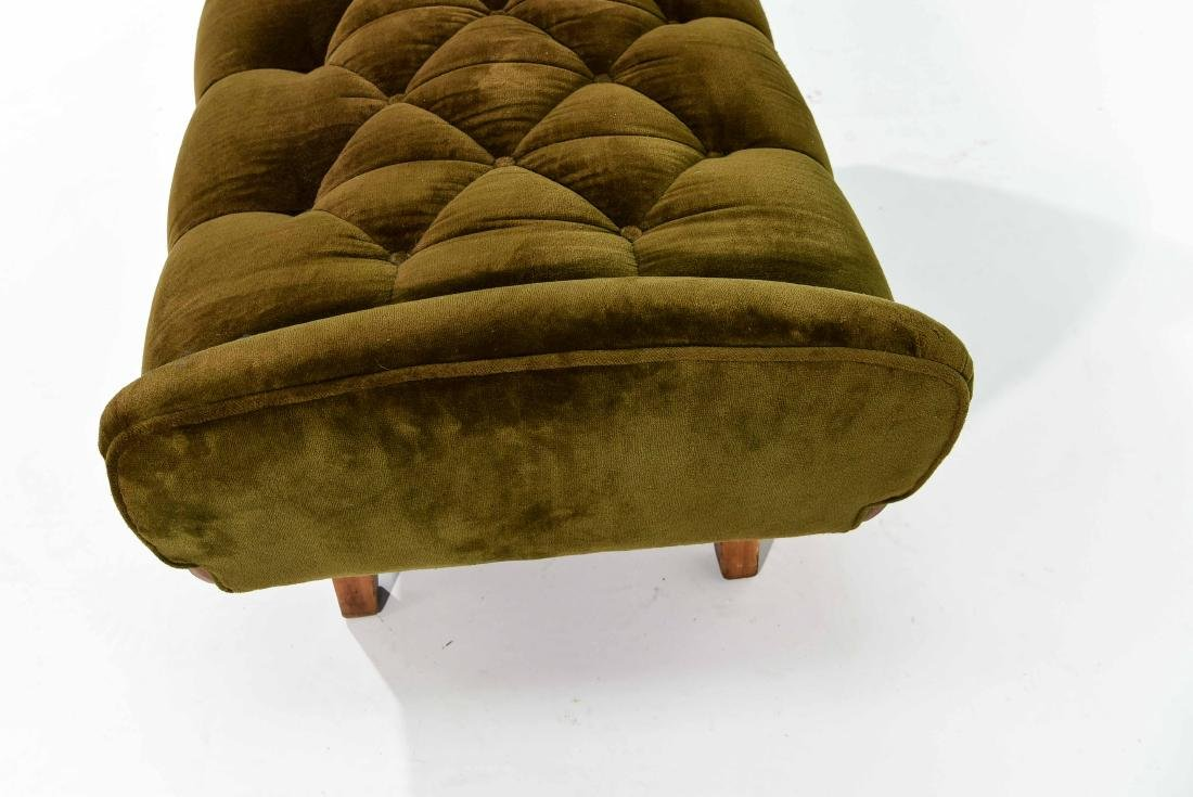 PEARSALL STYLE TUFTED BENCH - 3