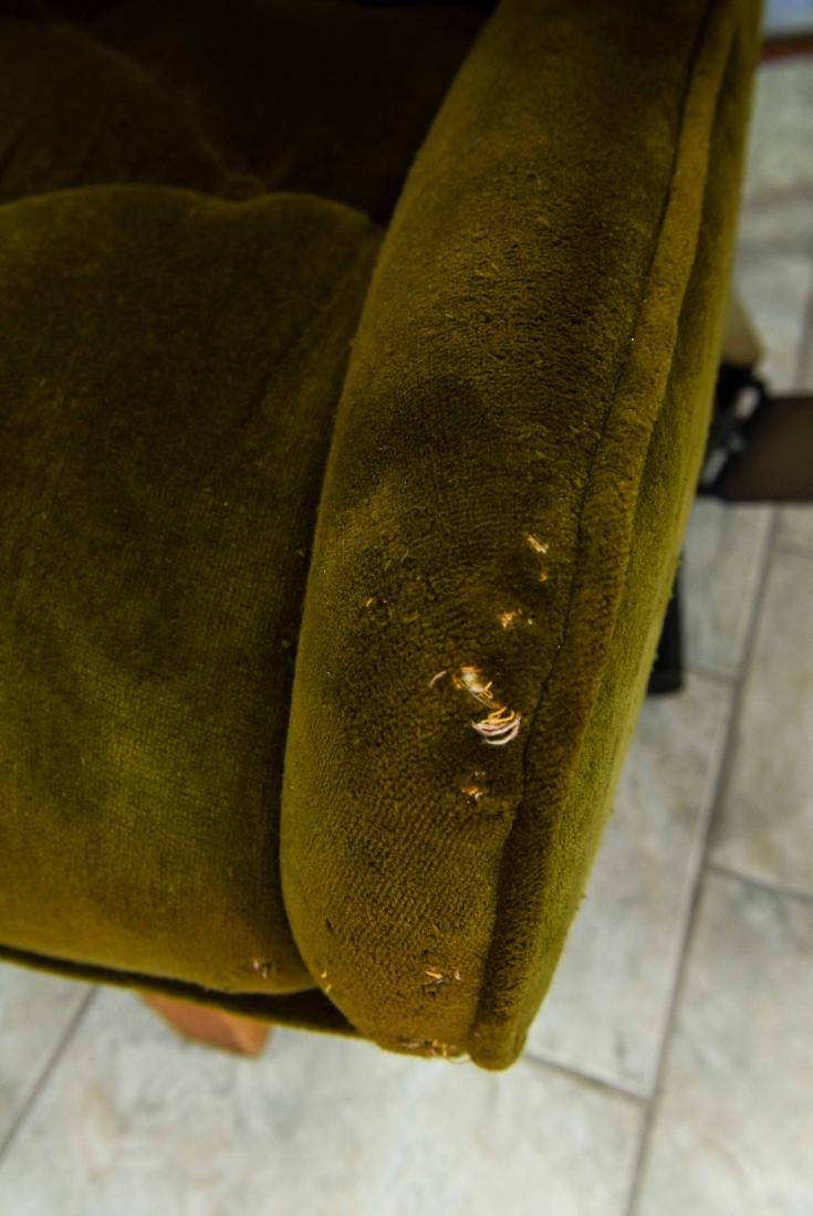 PEARSALL STYLE TUFTED BENCH - 7