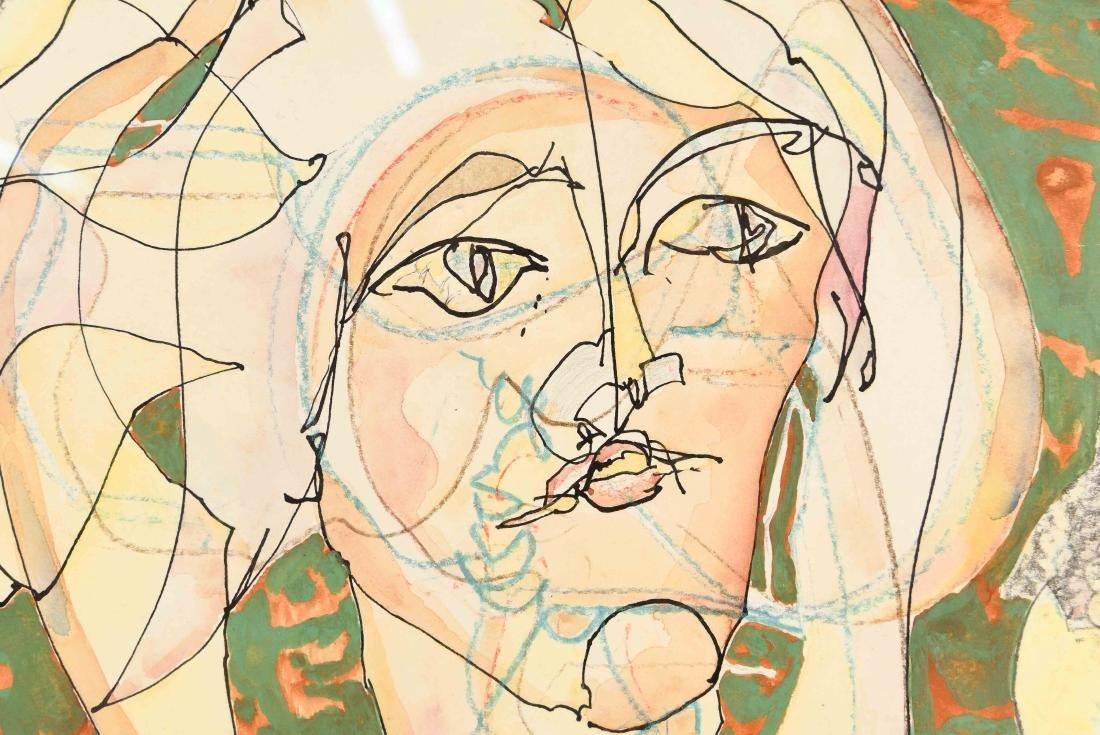 CHARLES KEELING LASSITER (1926-2005) MODERNIST - 3
