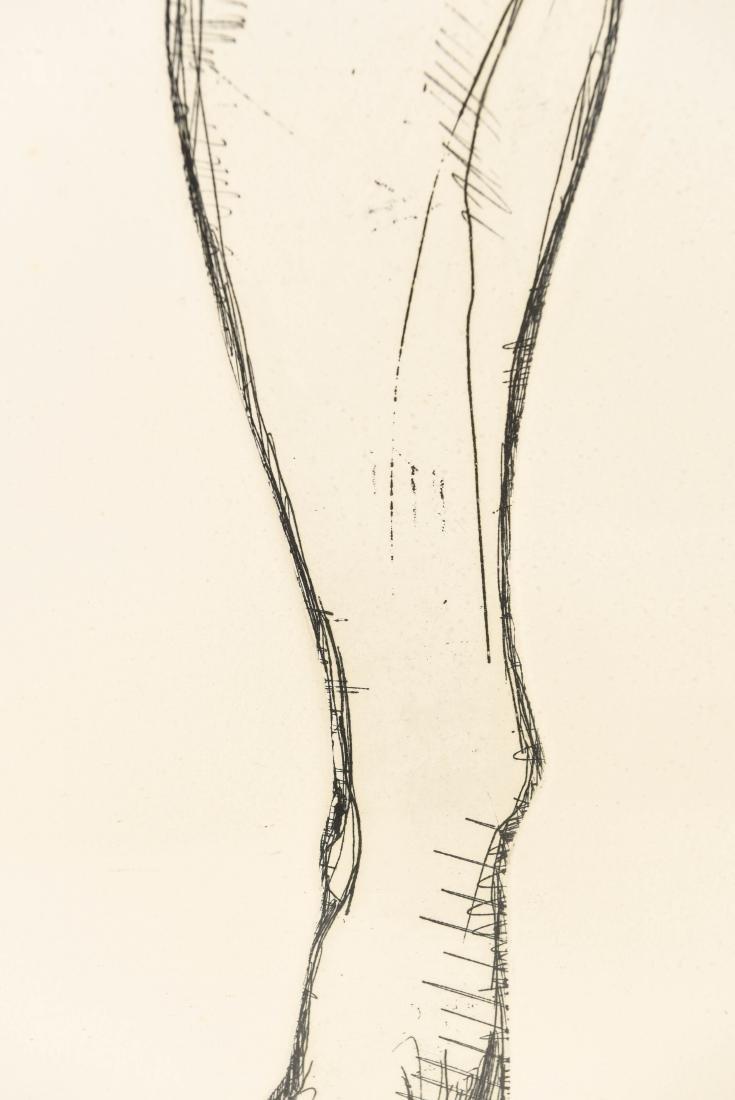 LEONARD BASKIN (AMERICAN 1922-2000) - 5