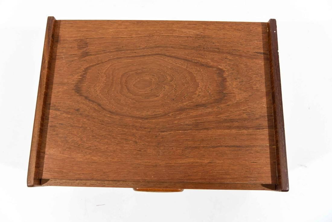 DANISH TEAK FLOATING SHELF - 3