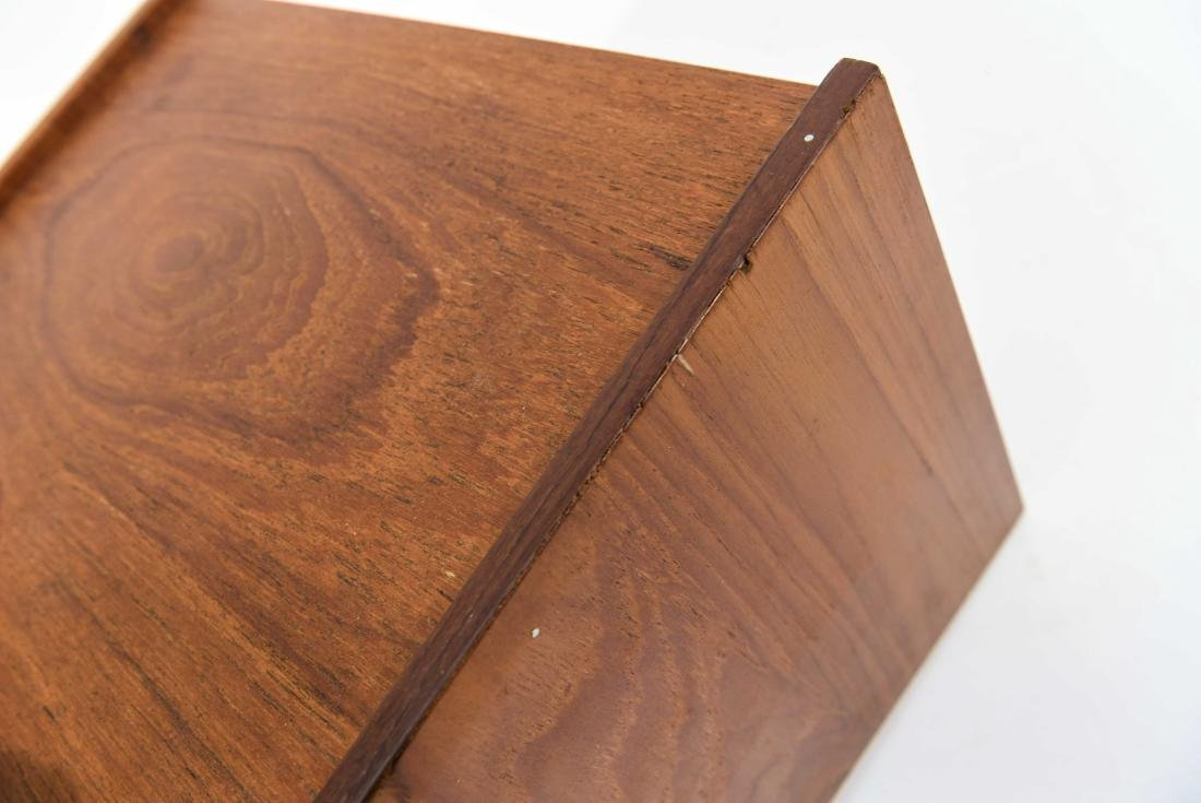 DANISH TEAK FLOATING SHELF - 5