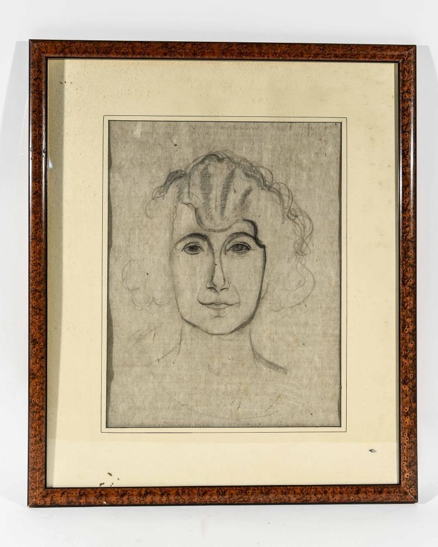 MAURICE STERNE (LATVIAN/ AMERICAN 1875-1957)# 1