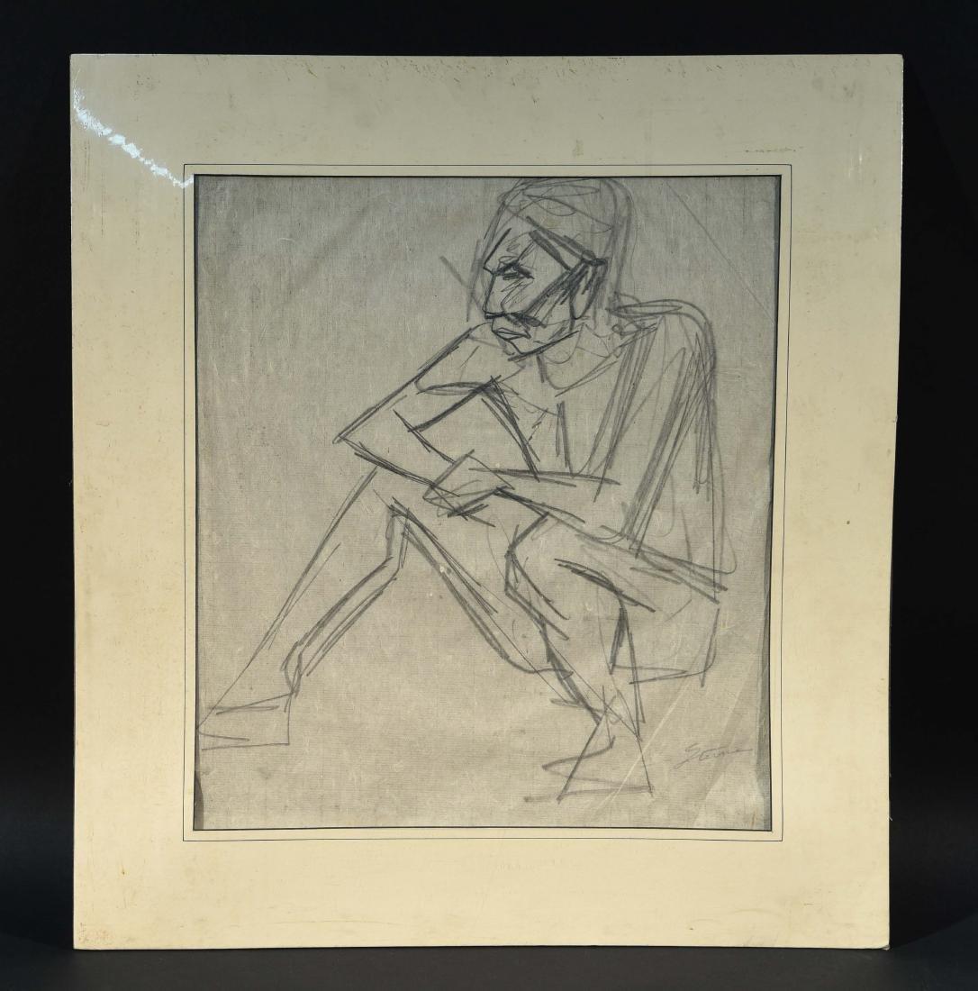 MAURICE STERNE (LATVIAN/ AMERICAN 1875-1957)# 5