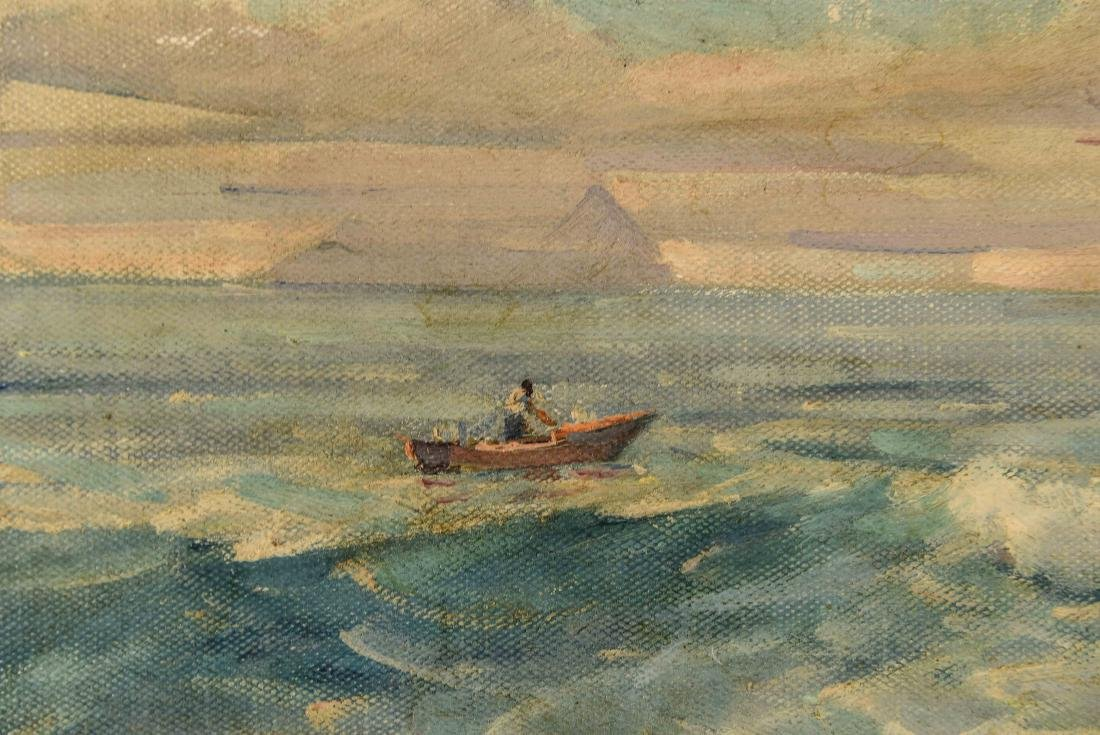 GUSTAV CIMOTTI (AMERICAN 1875-1969) O/B - 2