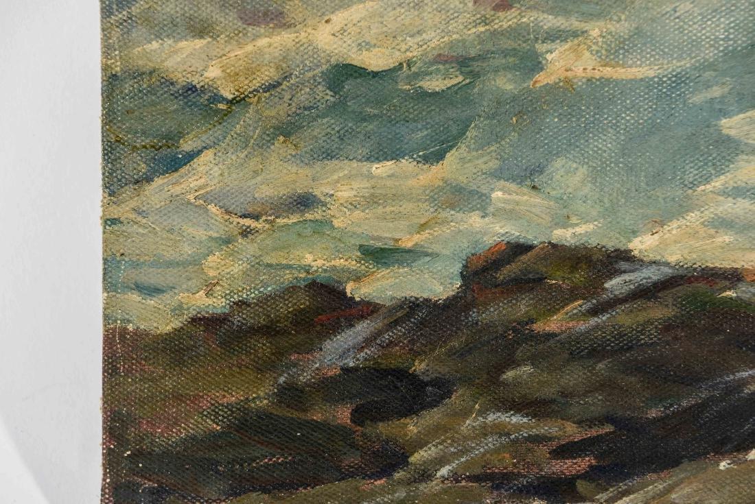 GUSTAV CIMOTTI (AMERICAN 1875-1969) O/B - 3