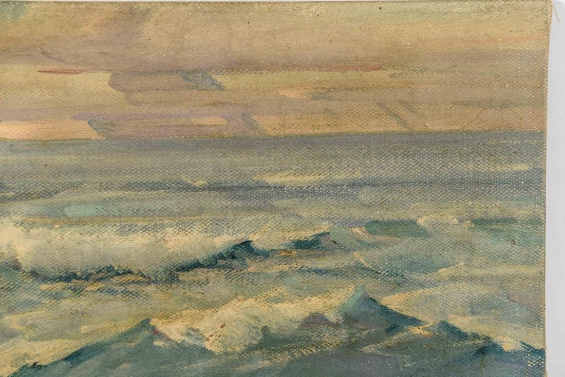 GUSTAV CIMOTTI (AMERICAN 1875-1969) O/B - 6
