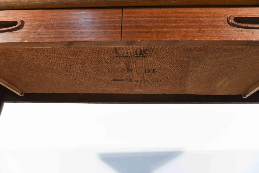 (3) MID-CENTURY LANE COFFEE AND END TABLES - 10