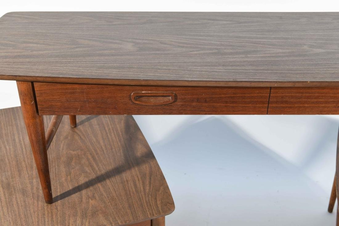 (3) MID-CENTURY LANE COFFEE AND END TABLES - 2
