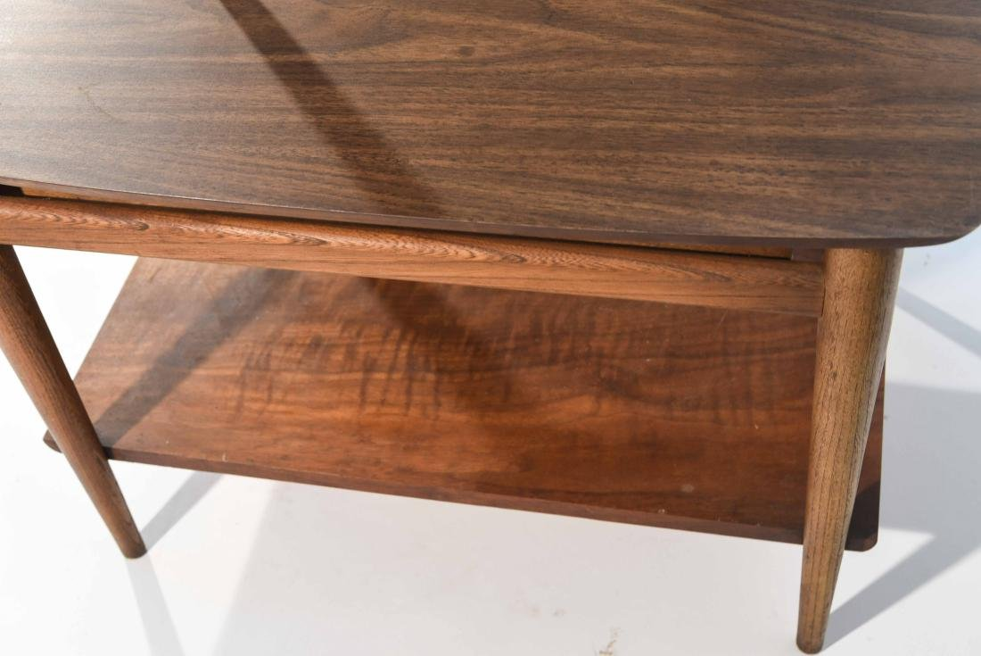 (3) MID-CENTURY LANE COFFEE AND END TABLES - 9