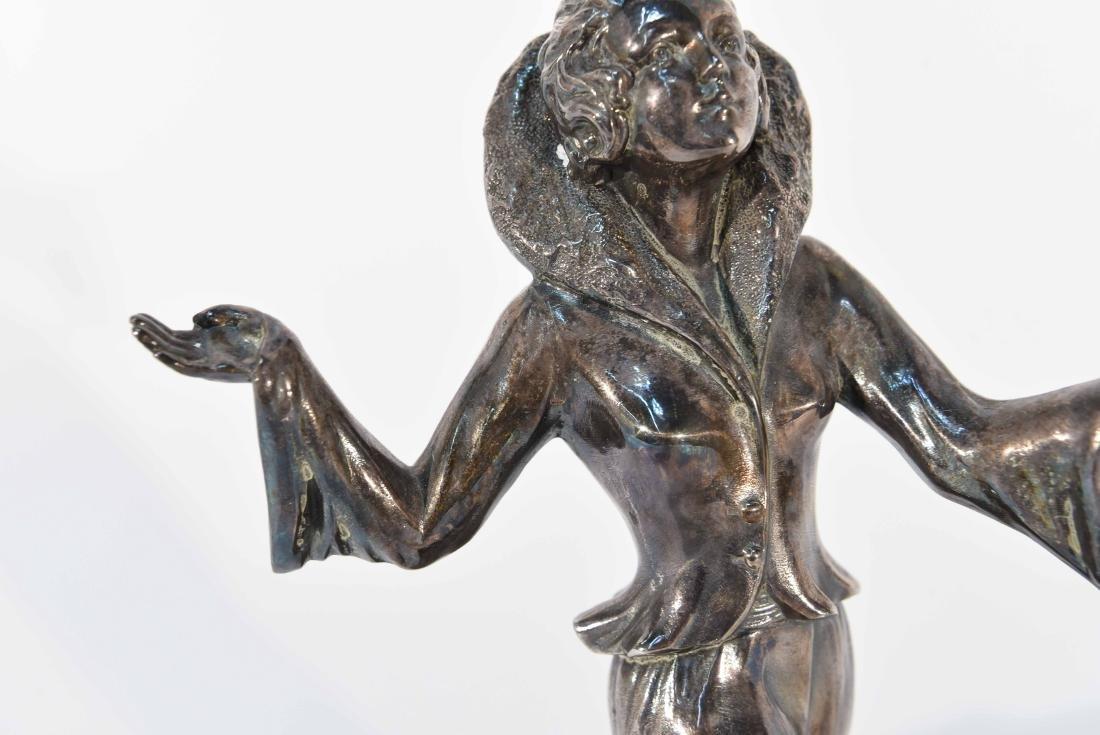 FRENCH ART DECO SCULPTURE - 3