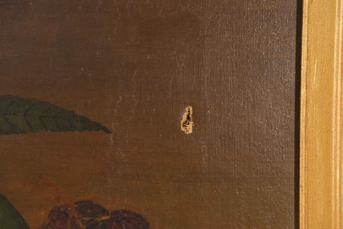 19TH CENTURY AMERICAN FOLK ART O/C - 4