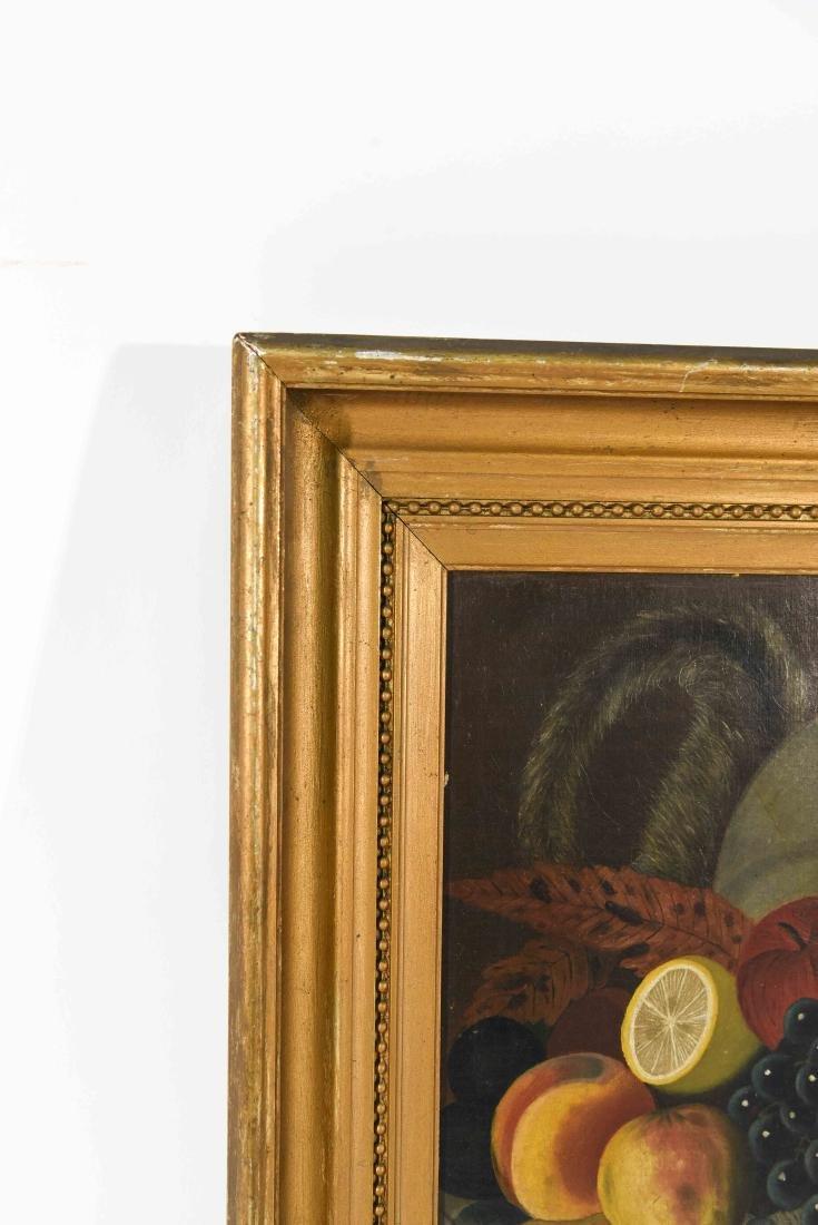 19TH CENTURY AMERICAN FOLK ART O/C - 8