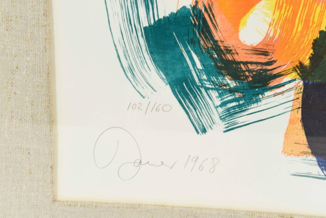 ABSTRACT PRINT, 1968 - 6