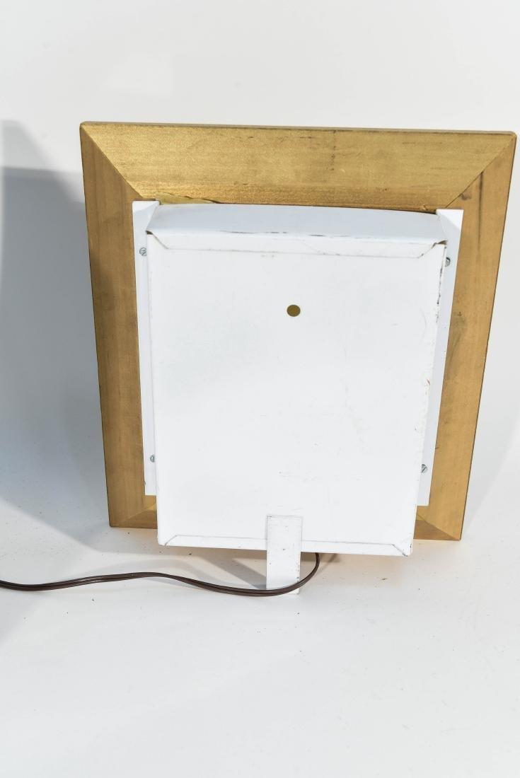 (2) VINTAGE 3D LENTICULAR PHOTO LIGHT BOXES - 8