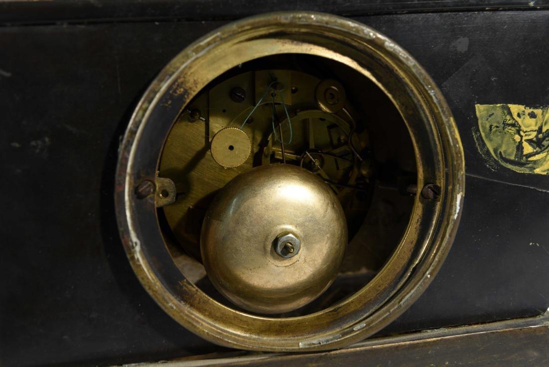 FIGURAL MANTLE CLOCK C.1840/50's - 10