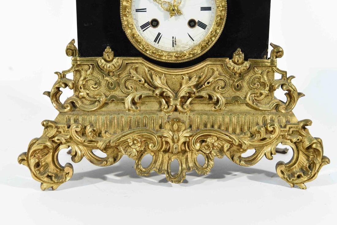 FIGURAL MANTLE CLOCK C.1840/50's - 3